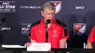 Wenger speaks of Arsenal