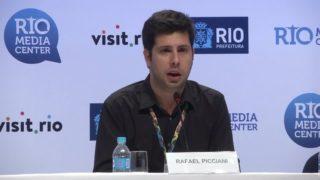Rio relatively calm says city government
