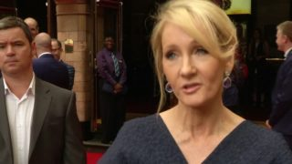 "J.K. Rowling: ""Harry is done now"""