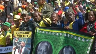 S. Africa readies for vote that could reshape the country