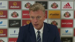 I'm in for the long haul at Sunderland says Moyes