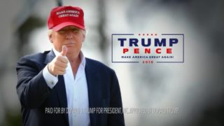 Trump releases first campaign ad