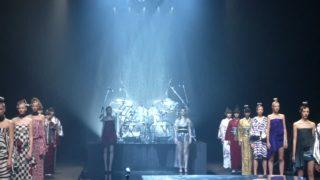 Tokyo's Fashion Week kicks off with a music kimono show