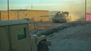 Iraqi troops advance on eastern Mosul