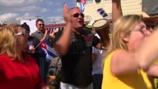 Miami's Cuban-Americans look to Trump, post Castro