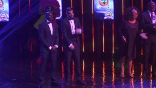 Mahrez caps golden year with African award