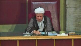 Former Iran president Rafsanjani dies of heart attack
