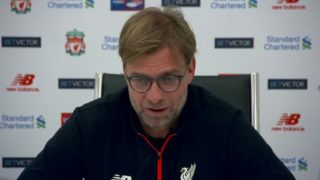 Liverpool's Klopp says he was convinced his FA Cup team would play well