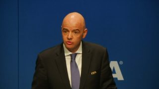 FIFA's Infantino praises expanded World Cup