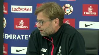 Liverpool's Klopp feels lack of clarity on Matip damages team