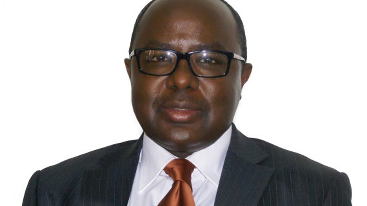 DG, SEC,-Mr. Mounir Gwarzo