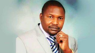 Minister of Justice  Abubakar Malami