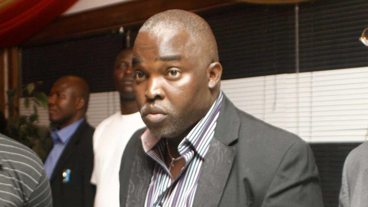 The President of the Nigeria Football Federation, Amaju Pinnick