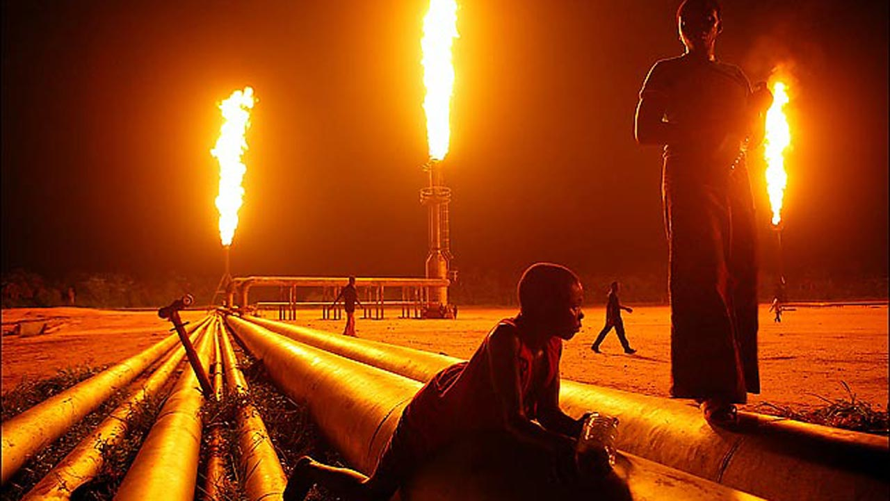 nigeria remains a top gas flaring country says eia