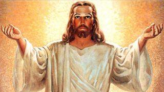 An illustration of Jesus Christ