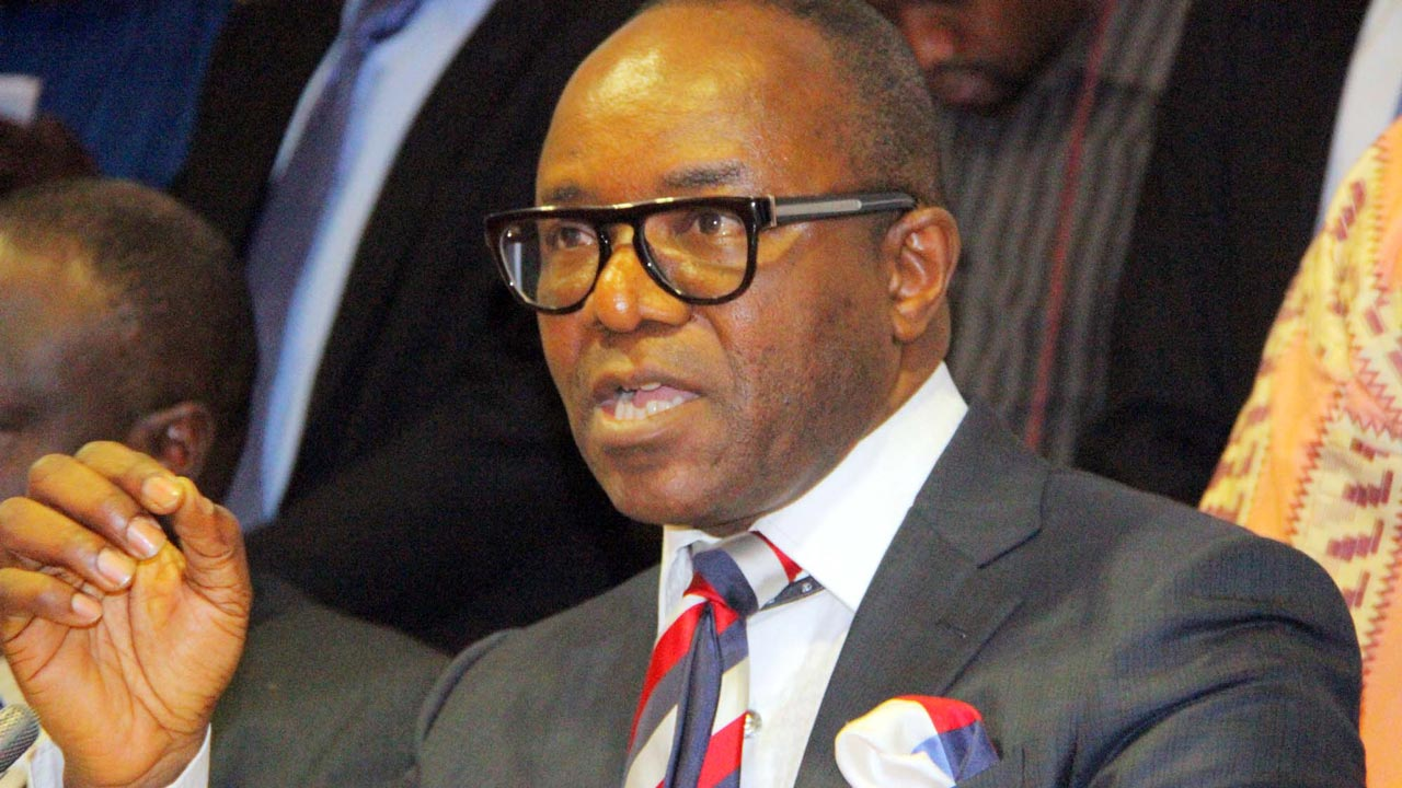 Minister of State for Petroleum, Dr. Ibe Kachikwu .Photo Ladidi Lucy Elukpo.
