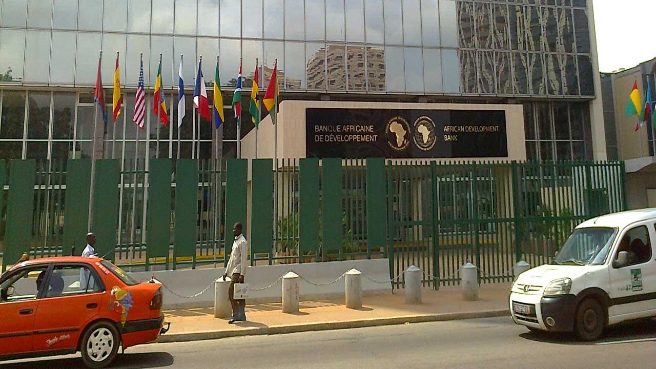 African Development Headquarter, Abidjan, Ivory Coast.