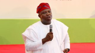 Lagos State Governor, Akinwunmi Ambode.  PHOTO: LASG