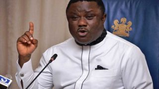 Governor of Cross River State, Ben Ayade