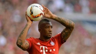 Jerome Boateng will play against Athletico Madrid today, after a long Injuriy.
