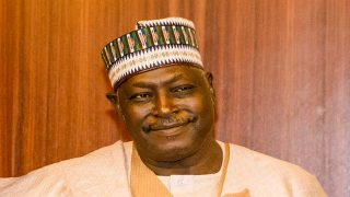 Secretary to Government of the Federation,  Babachir David Lawal