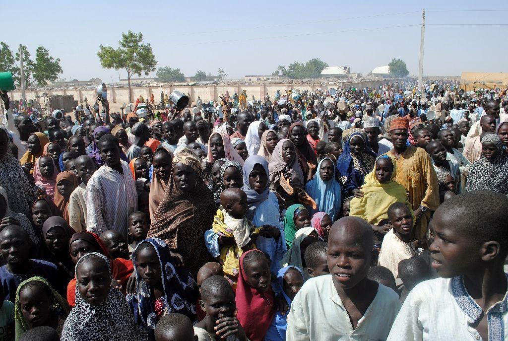 IDP alleges neglect by government