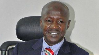 The Chairman, Economic and Financial Crime Commission, Ibrahim Magu