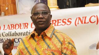 The President of the Nigerian Labour Congress, Ayuba Wabba PHOTO: NAN