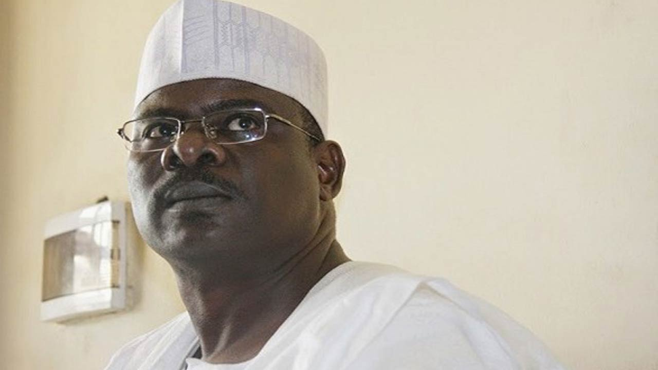 Senate Leader, Alhaji Muhammad Ali Ndume