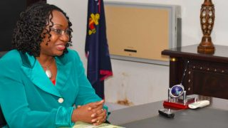 Head of Service of the Federation,  Winifred Oyo-Ita