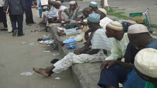 Street Beggars in the State.
