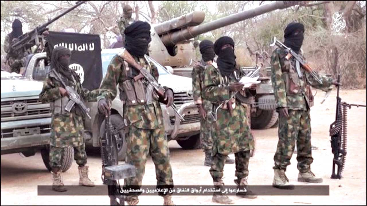 Nigerian army warns against shielding terrorists