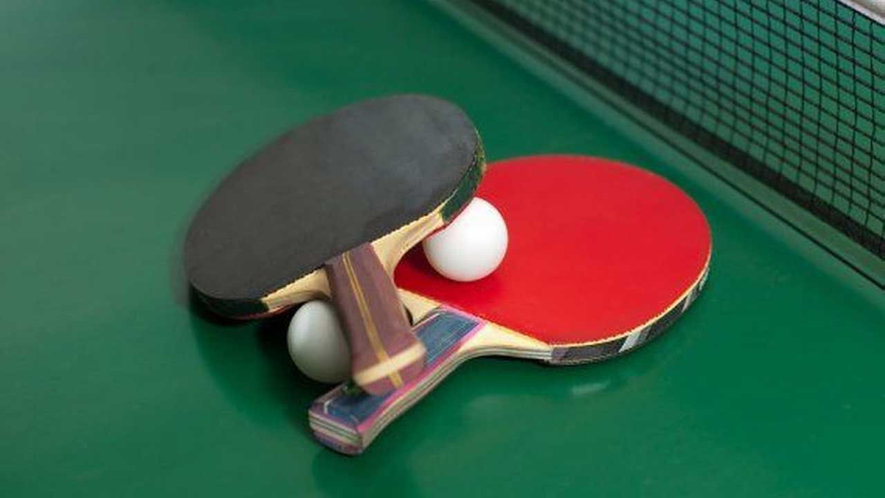 Bank donates table tennis equipment to crs sports council sport the guardian nigeria - Equipment for table tennis ...