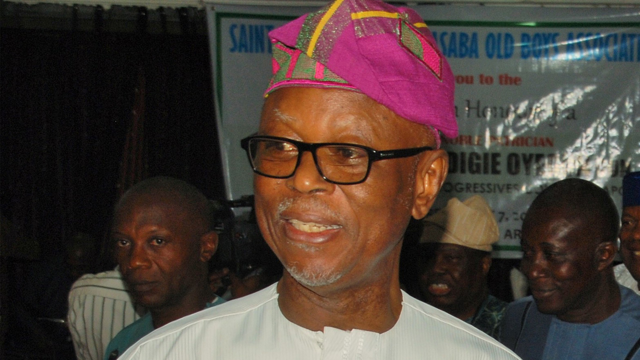 APC National Chairman John Odigie-Oyegun