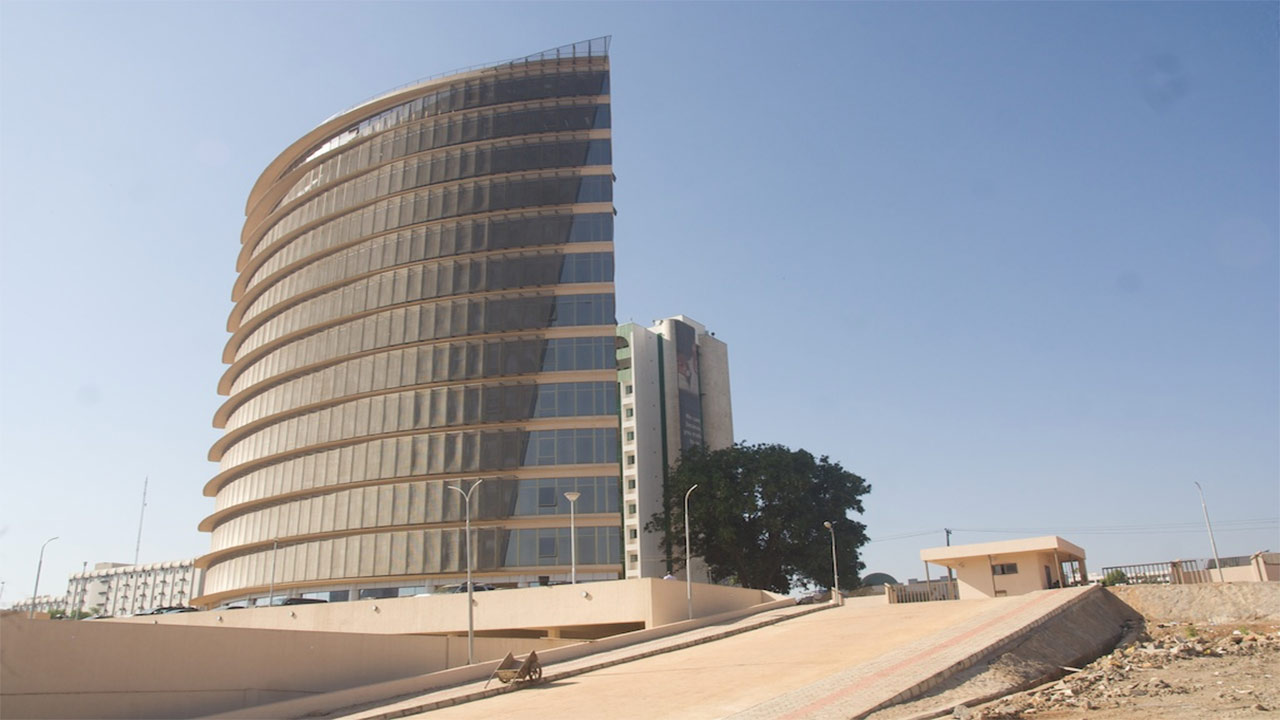 Bank of Industry, Headquaters, Abuja