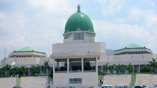 National Assembly Complex Abuja.