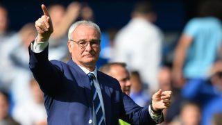 Leicester City's Italian manager Claudio Ranieri  / AFP PHOTO / GLYN KIRK /