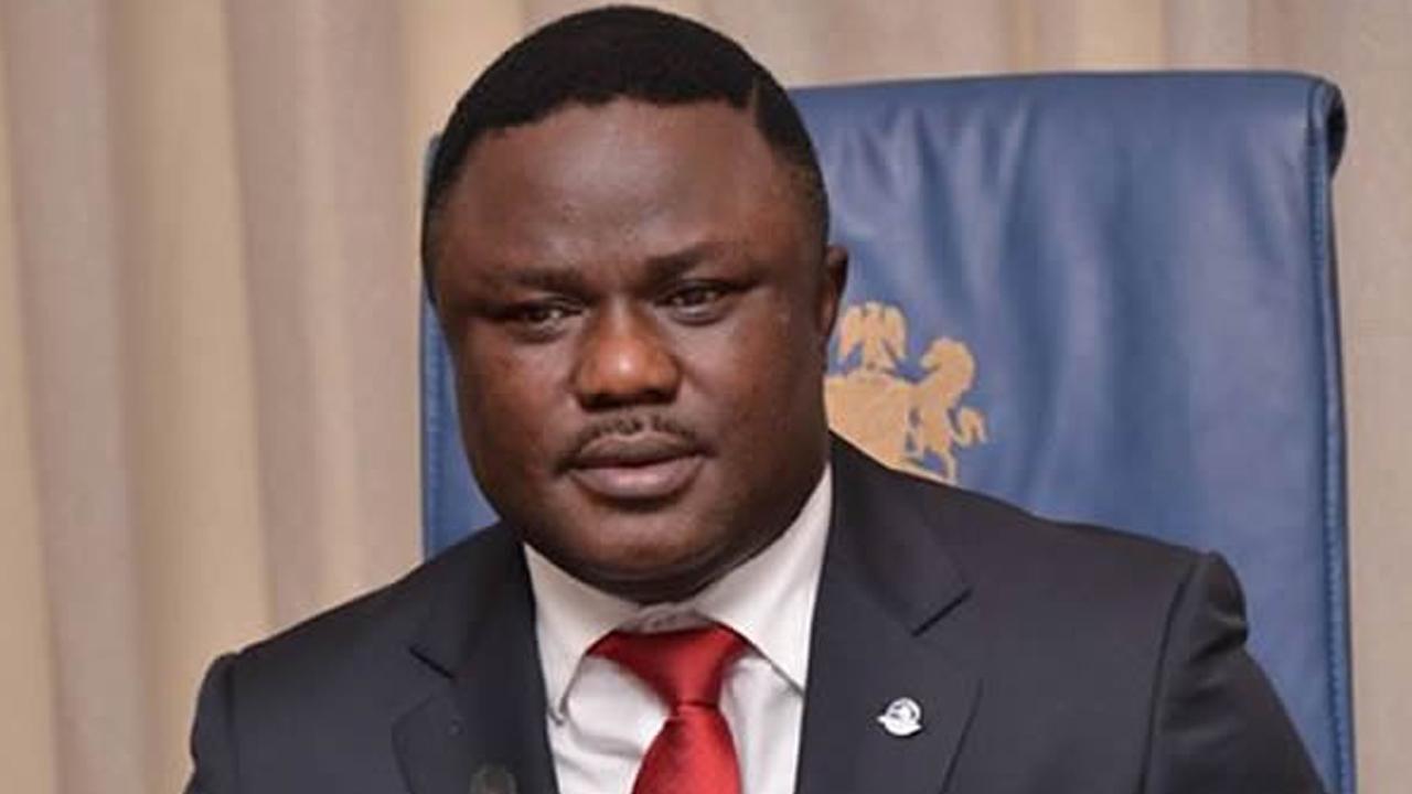 Cross River State Governor, Ben Ayade