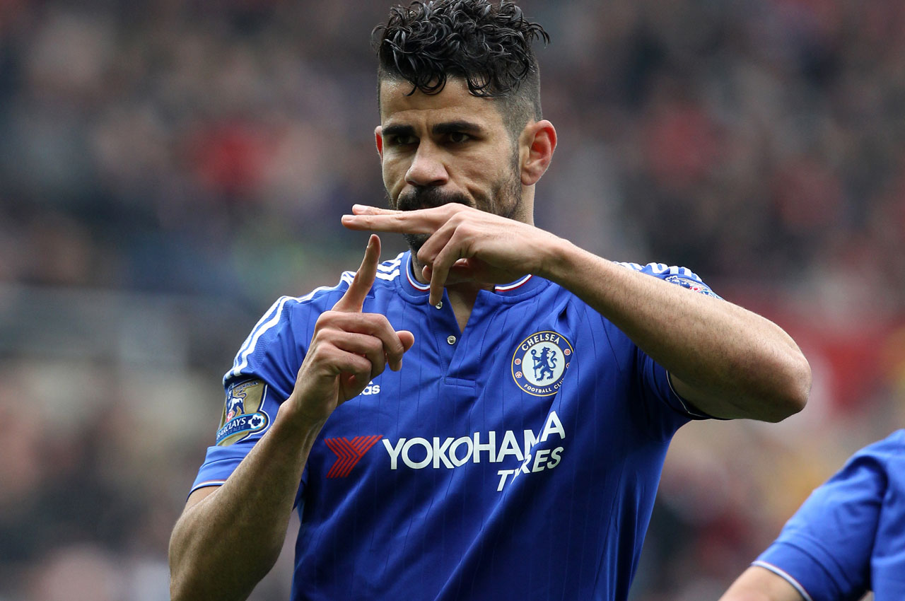 Diego Costa omitted from Spain Euro 2016 squad — Sport ...