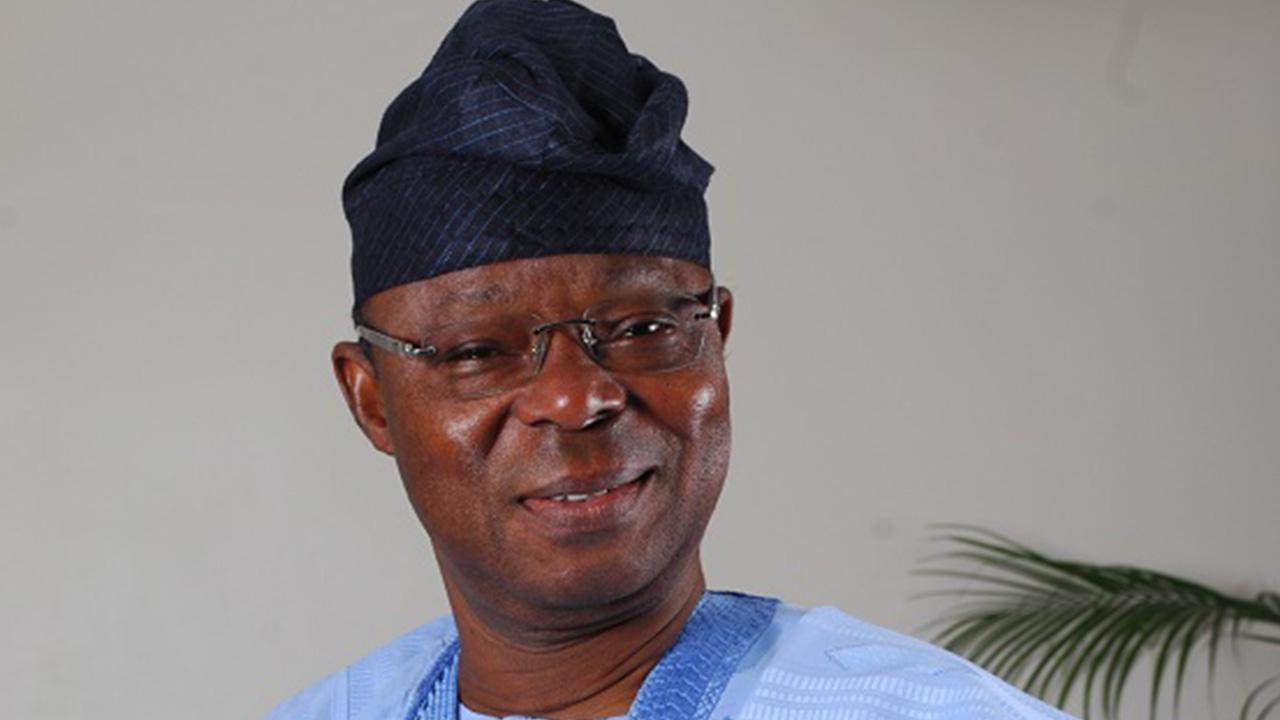 Chairman, FBN Holdings Plc, Dr. Oba Otudeko