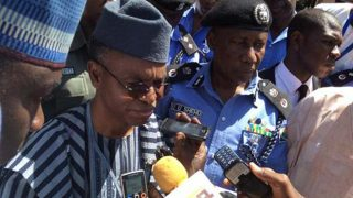 The Kaduna State governor, Nasir El-Rufai
