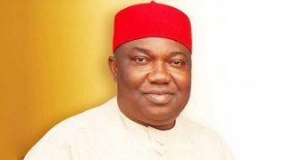 Enugu State goveror,  Ifeanyi Ugwuanyi