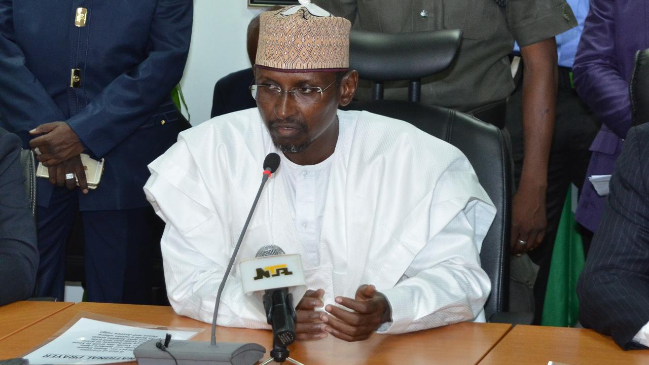 FCT Minister, Muhammad Bello