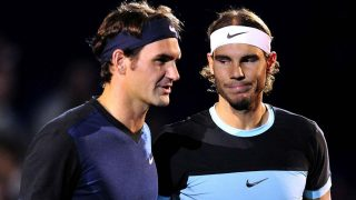 Federer  and Nadal were at onetime World number in the ATP ranking.
