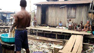 A slum in Lagos               PHOTO: google