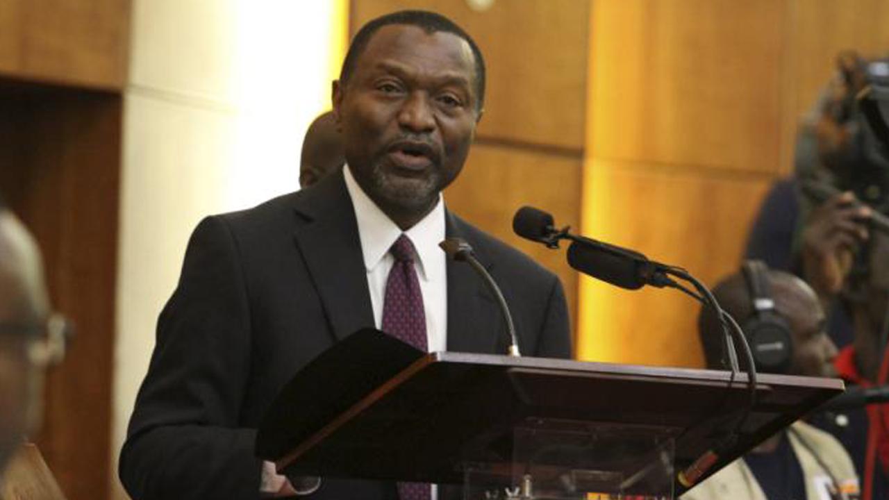 Senator Udoma Udo Udoma PHOTO: REUTERS/Stringer