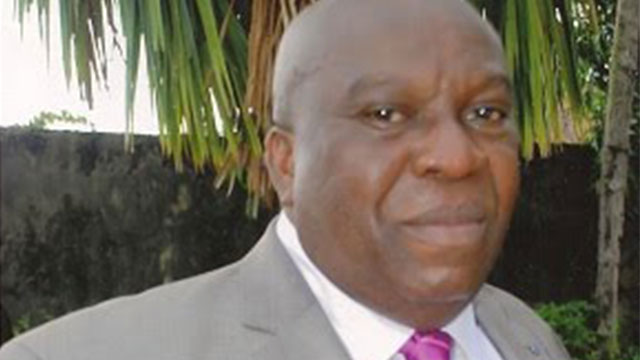 Chief Albert Akpomudje