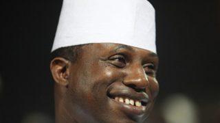 former Speaker of House of Representatives, Dimeji Bankole.