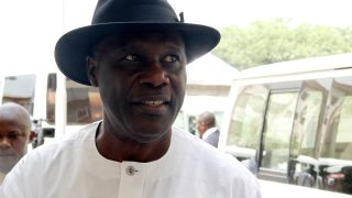Former Minister of Niger Delta Affairs, Godsday Orubebe PHOTO: LADIDI LUCY ELUKPO