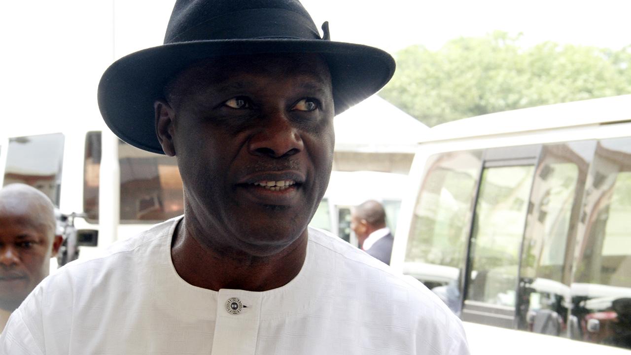 Former Minister of Niger Delta Affairs, Godsday Orubebe PHOTO: LADIDI LUCY ELUKPO